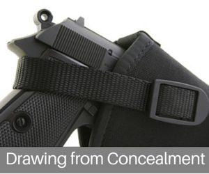 Drawing from Concealment