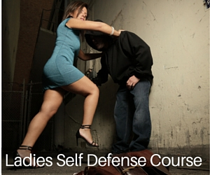 Ladies Self Defense Course