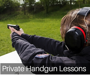 Private Handgun Lessons